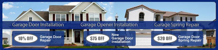 Garage Door Installation Pembroke Park